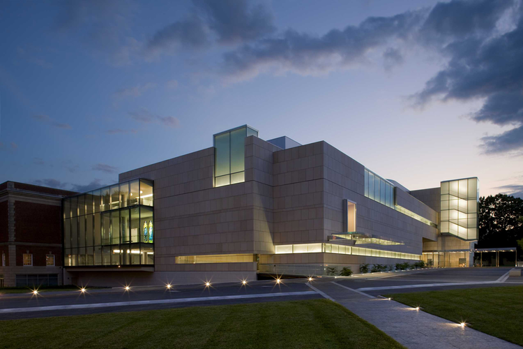 Virginia Museum of Fine Arts / Rick Mather + SMBW, © Bilyana Dimitrova Photography