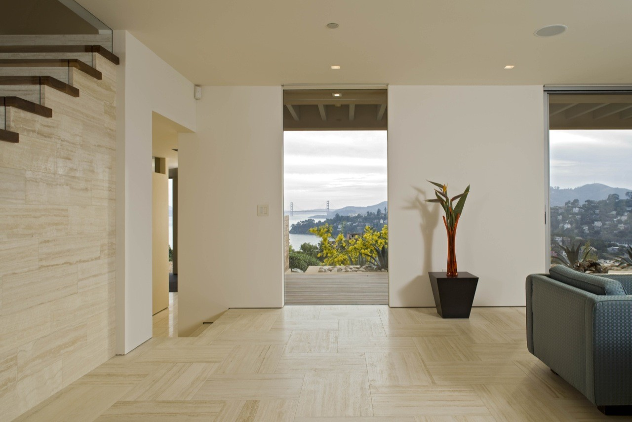 Complementary Color Scheme Room Gallery Of Garay House Swatt Miers Architects 15