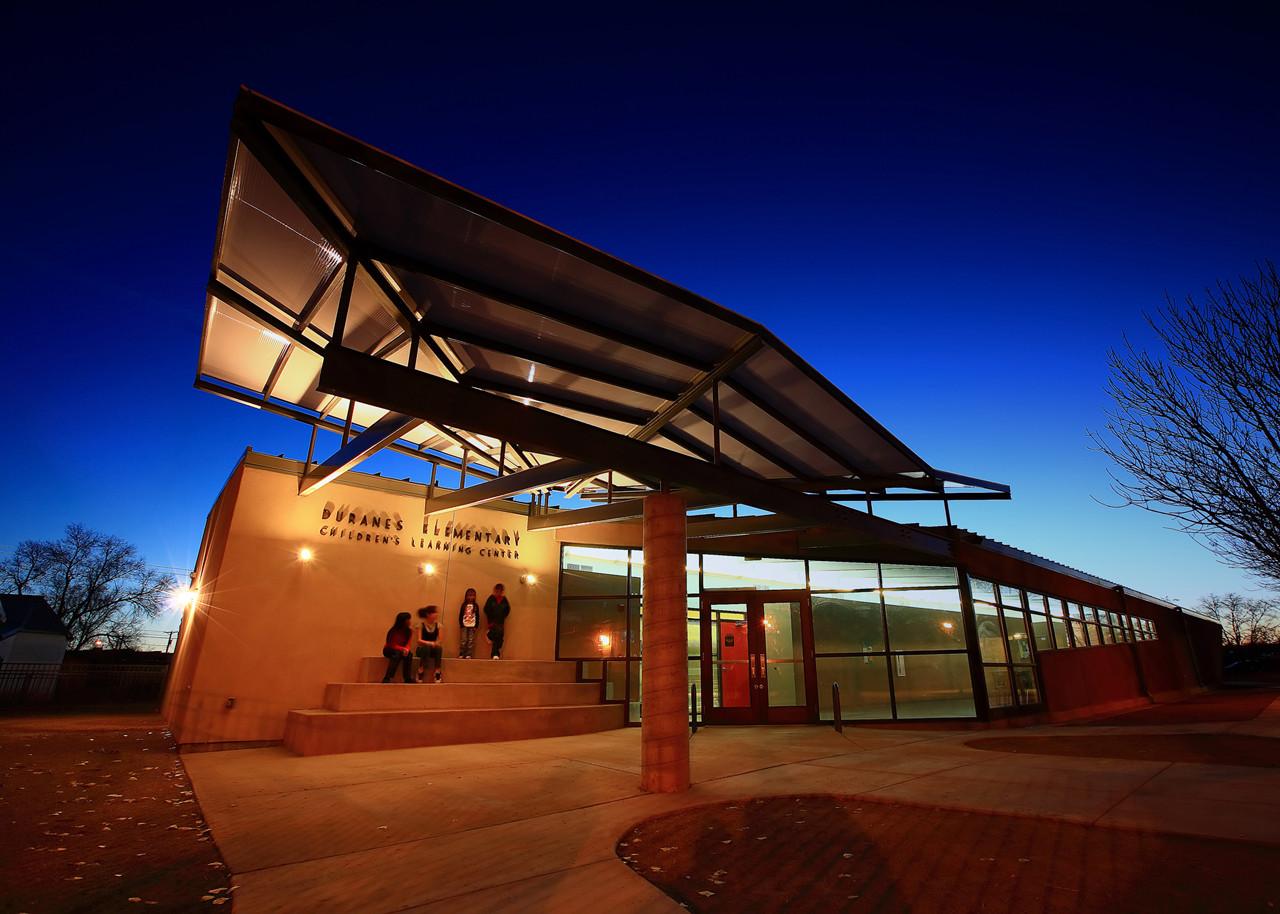 Architecture Elementary School duranes elementary school / baker architecture + design | archdaily