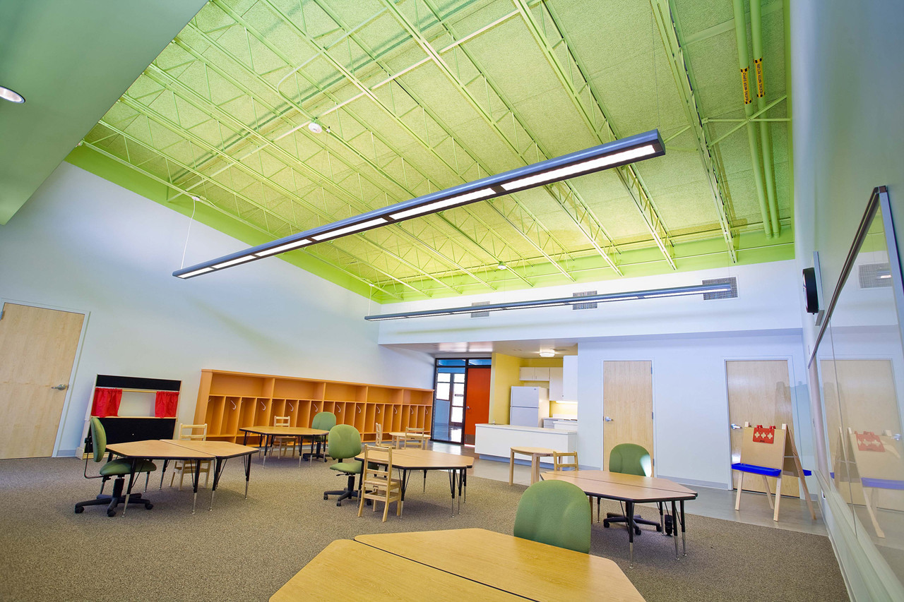 School Classroom Design Guide ~ Gallery of duranes elementary school baker architecture