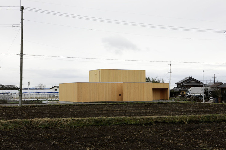 Casa 'na' / Studio Architect Shuji Hisada, © Naca'sa & Partners Inc. - Atsushi Nakamichi
