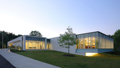Biblioteca pública Hockessin / ikon.5 architects