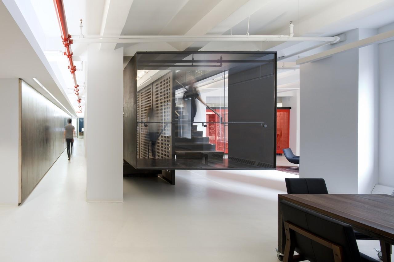 SYPartners / A+I Design Corp, © Magda Biernat