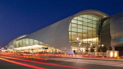 Terminal B del aeropuerto internacional de Mineta San José / Fentress Architects