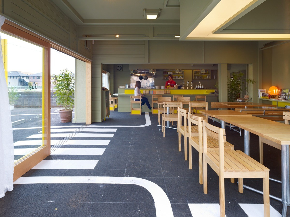 suppose design office toshiyuki. Cafe Day / Suppose Design Office Toshiyuki