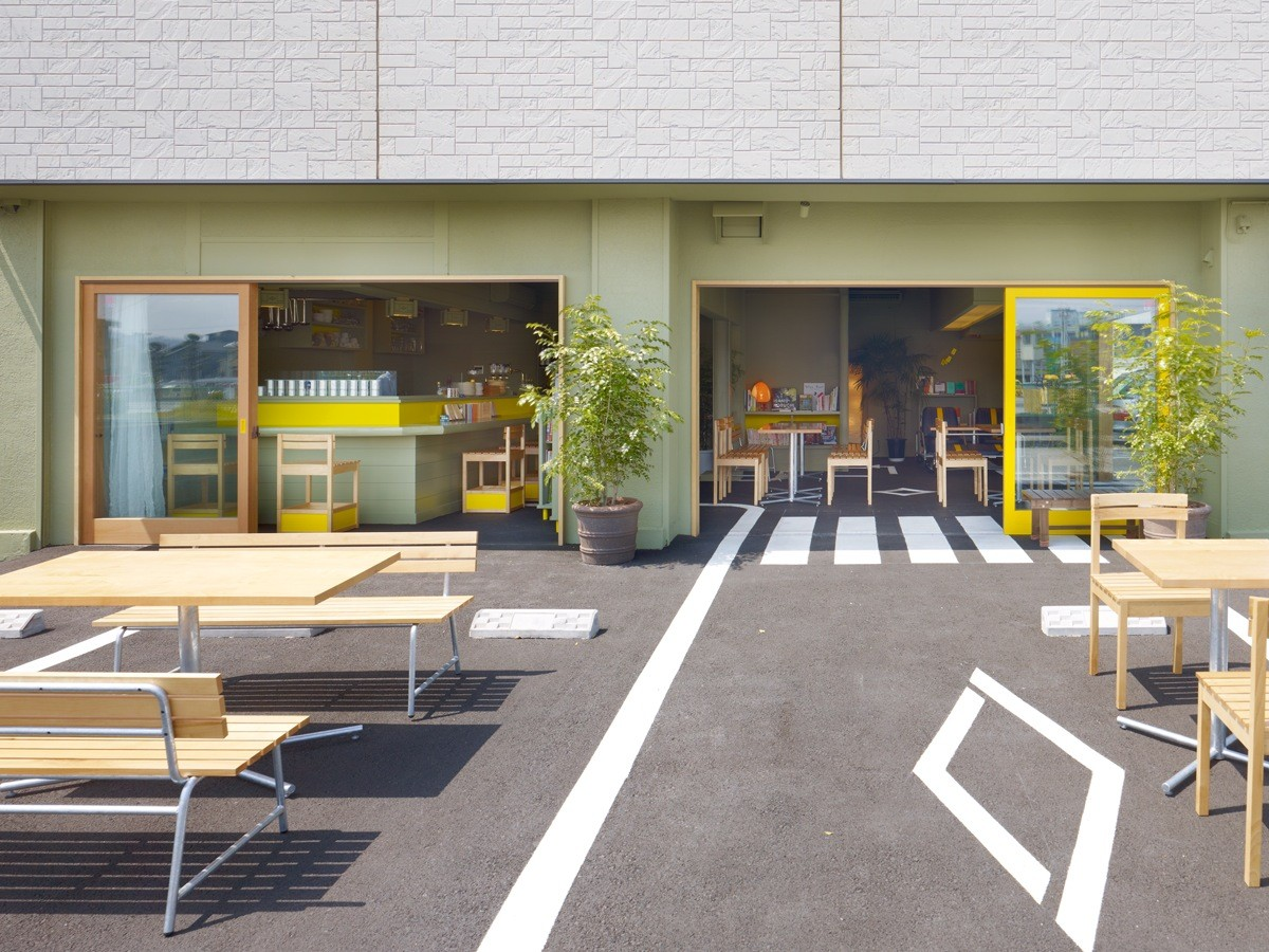 Cafe Day / Suppose Design Office, © Toshiyuki Yano