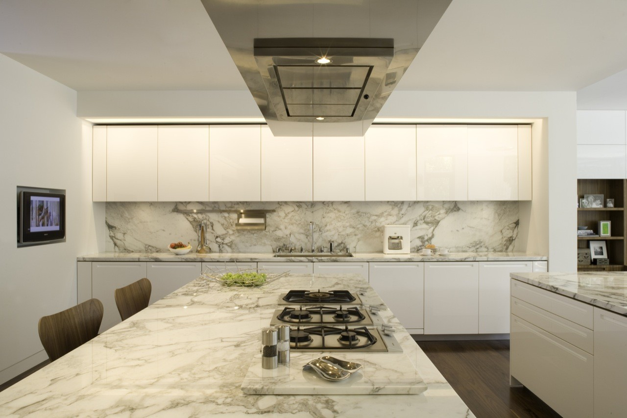 Kitchen Peninsula Designs Gallery Of Brentwood Residence Belzberg Architects 30