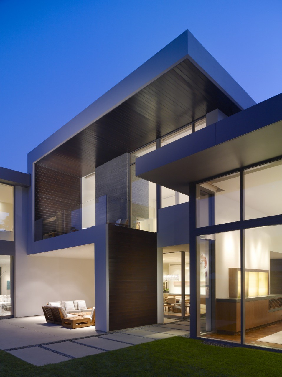 Brentwood Residence Belzberg Architects Archdaily