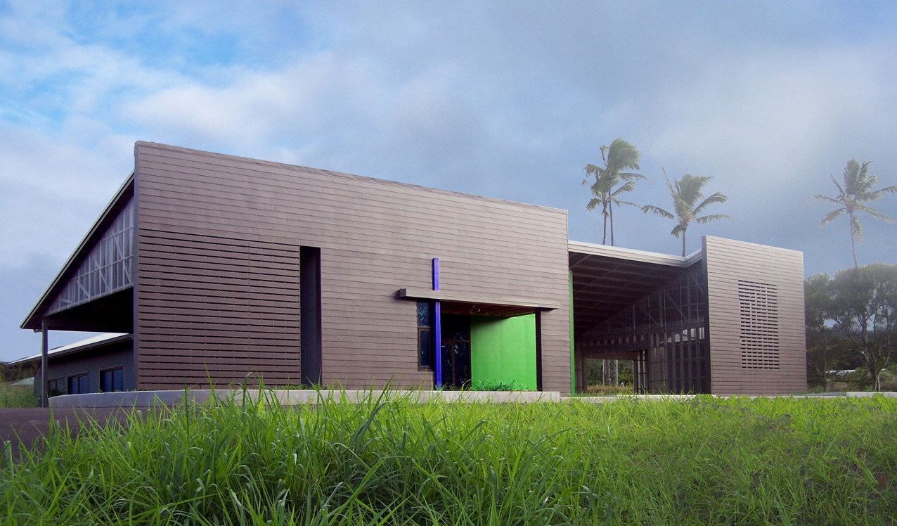 The Hawai'i Wildlife Center / Ruhl Walker Architects, © William Ruhl