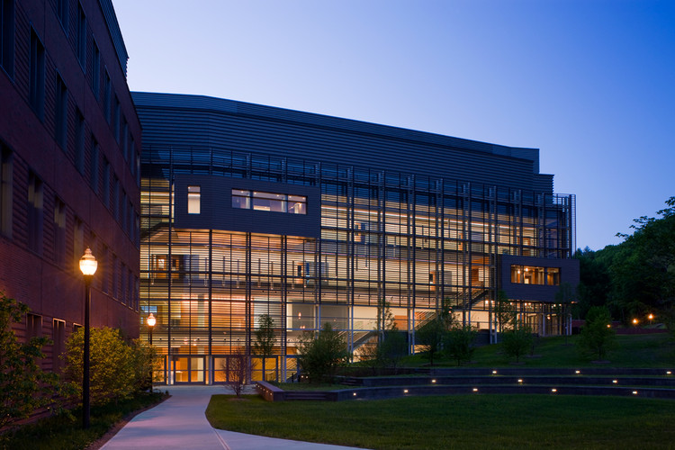UMass Amherst Integrated Science Building / Payette, © Warren Jagger Photography