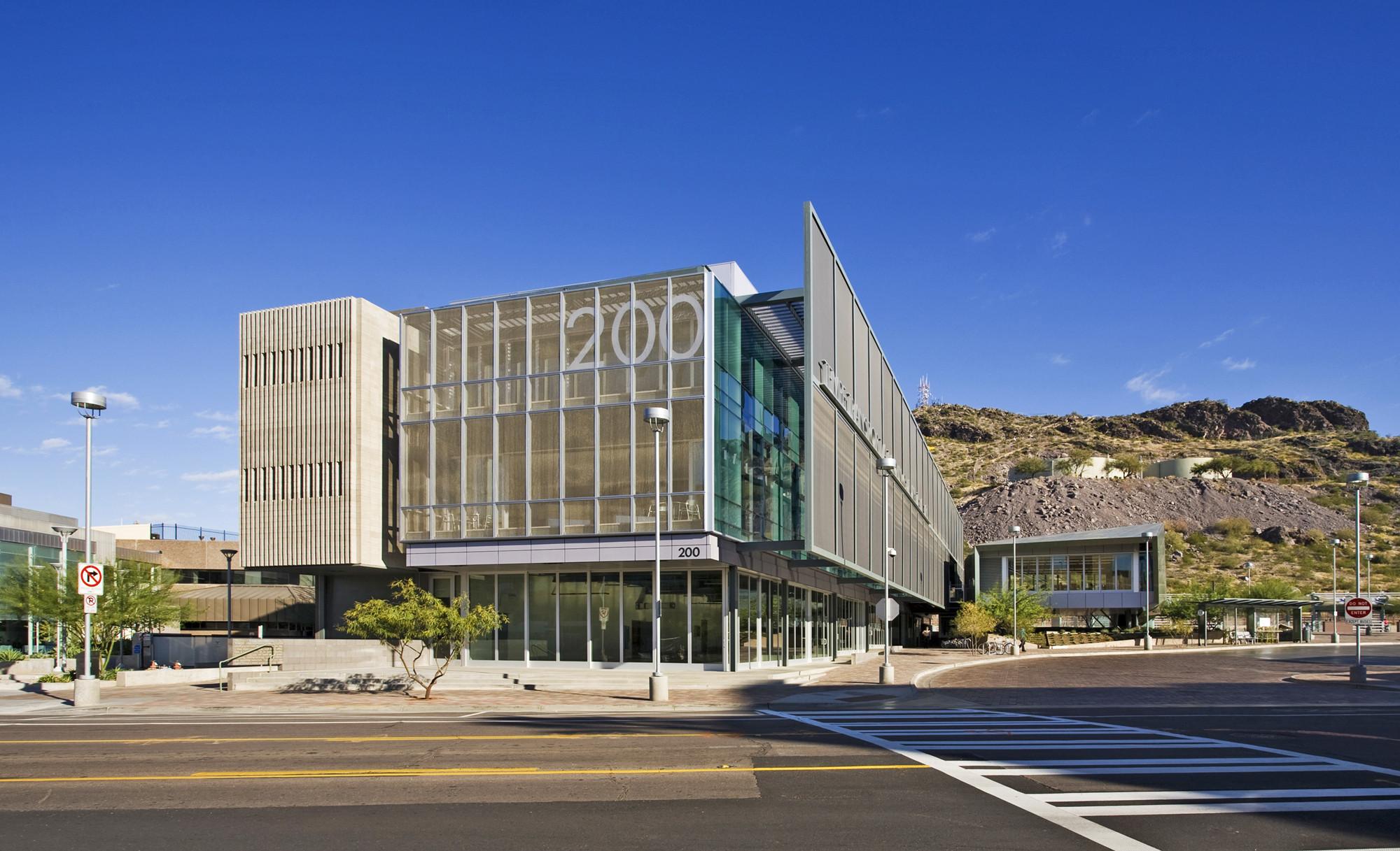 Tempe Transportation Center / Architekton, © Bill Timmerman, A.F. Payne Photographic, Architekton, Otak, Skip Neeley