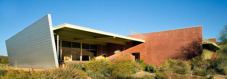 North Mountain Visitor Center / John Douglas Architects