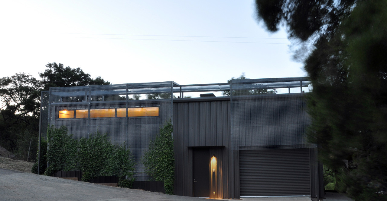 Sonoma Barn / Michael Hennessey Architecture, Courtesy of Michael Hennessey Architecture