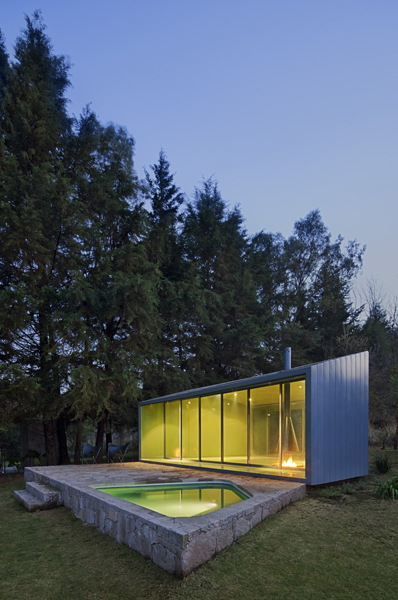 Pavilion in the Woods / Parque Humano, © Paul Rivera
