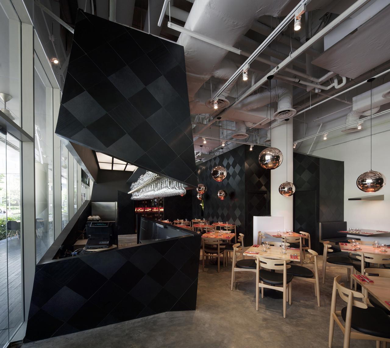 The Tastings Room / Studio SKLIM, © Jeremy San