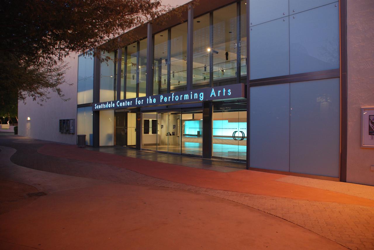 Scottsdale Center for the Performing Arts Renovation / John Douglas Architects, © John Douglas Architects