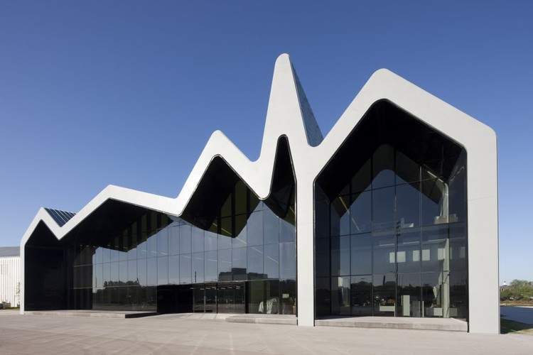 Over 500,000 visitors to the Riverside Museum in its First Weeks /