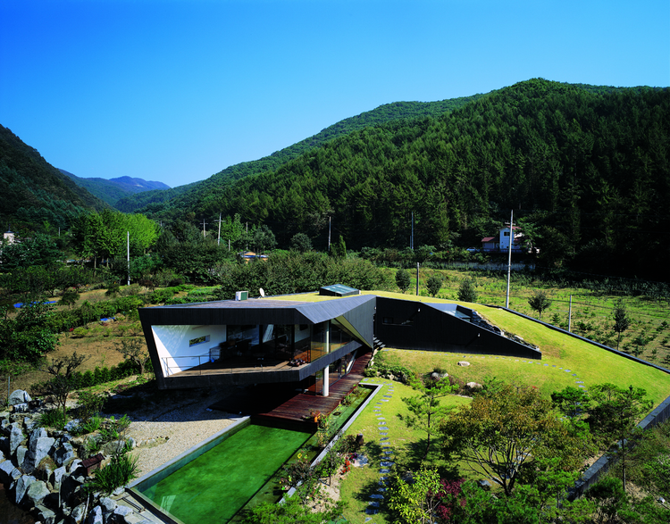Villa Topoject / AND, © Byun
