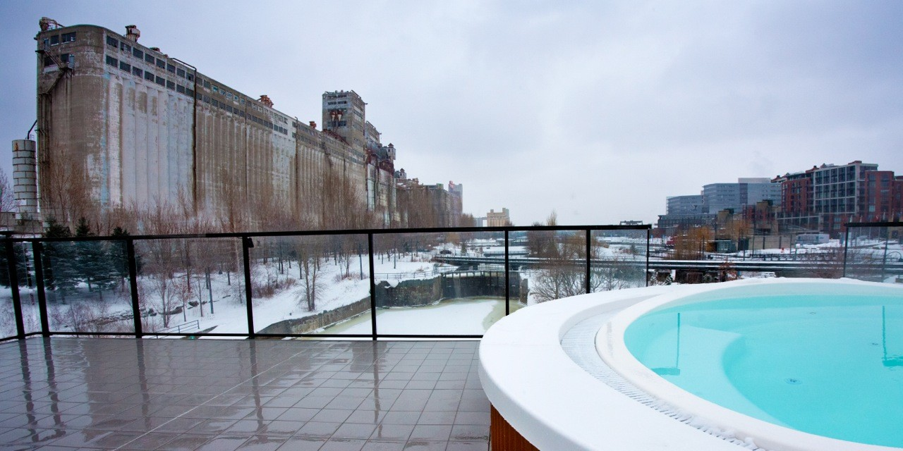 Gallery Of Bota Bota Sid Lee Architecture - Bota bota floating spa in montreal by sid lee architecture