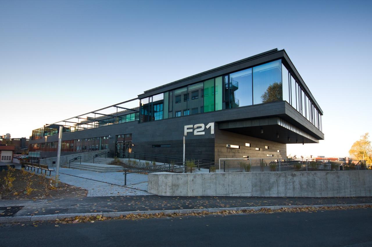 Fyrstikkalleén School / GASA Architects, © Jiri Havran