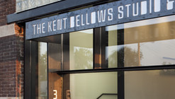 Kent Bellows Studio and Center for Visual Arts / Randy Brown