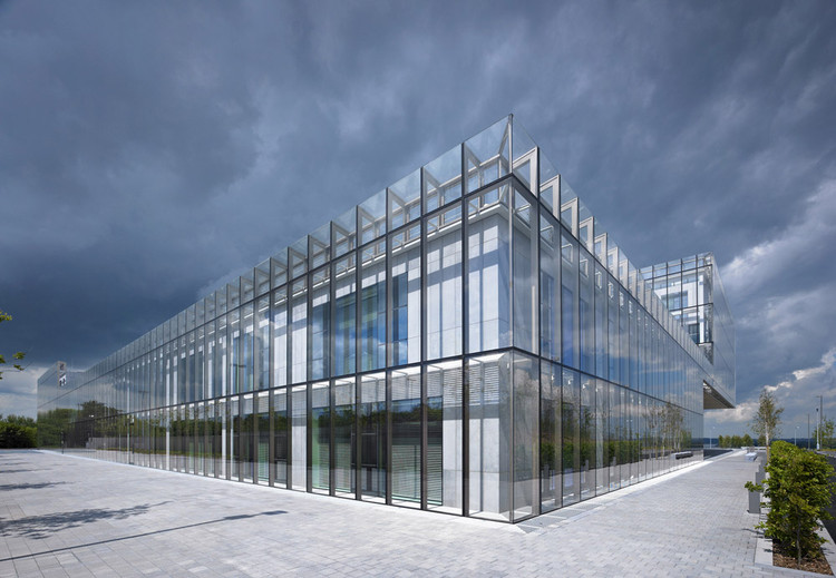 Wexford County Council Headquarters / Robin Lee Architecture, © Andrew Lee