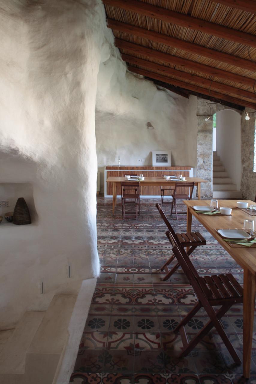 Gallery of casa talia vivian haddad and marco giunta 5 for Case ristrutturate interni