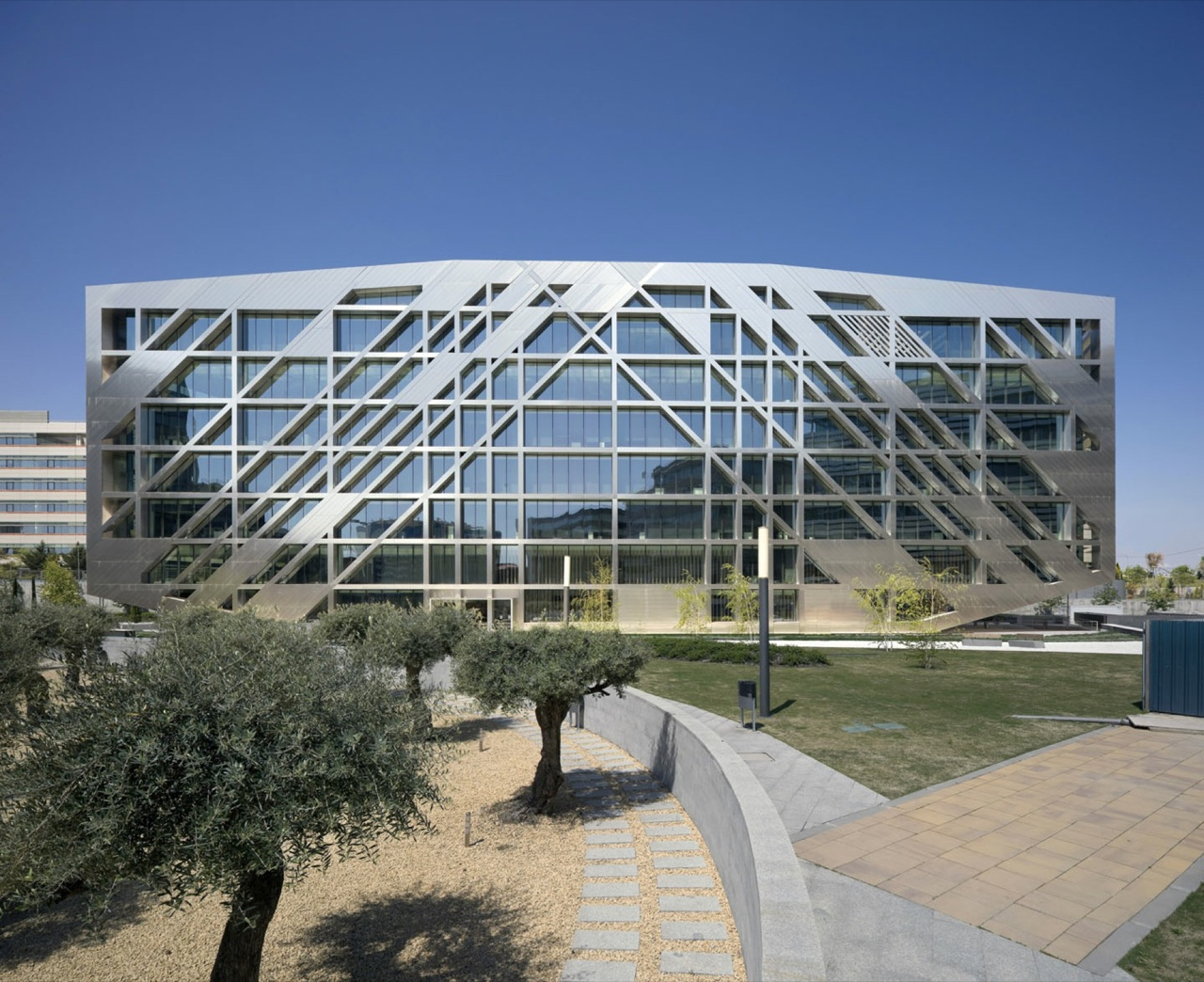 A.M.A. Headquarters / Rafael de La-Hoz Arquitectos, © Duccio Malagamba