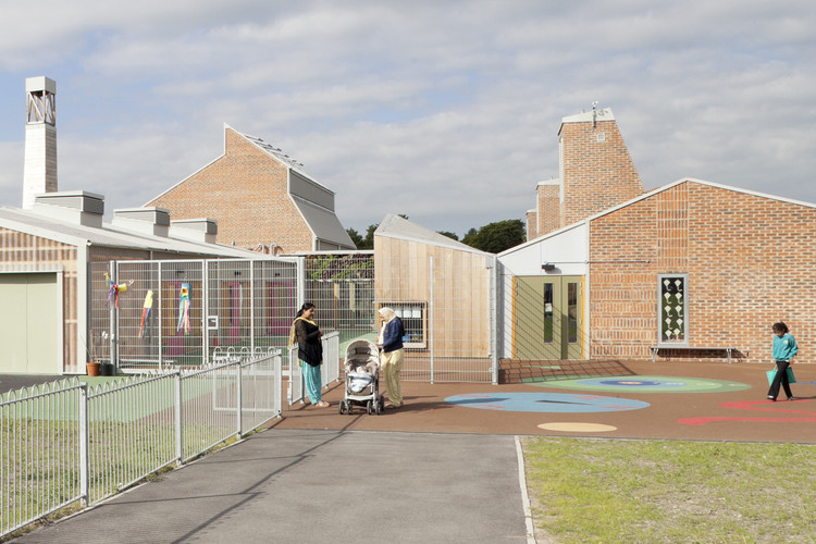 Sandal Magna Community Primary School / Sarah Wigglesworth Architects, © Mark Hadden Photography