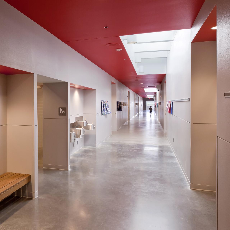 Gallery of georgia o 39 keeffe elementary school jon - Interior design colleges in georgia ...
