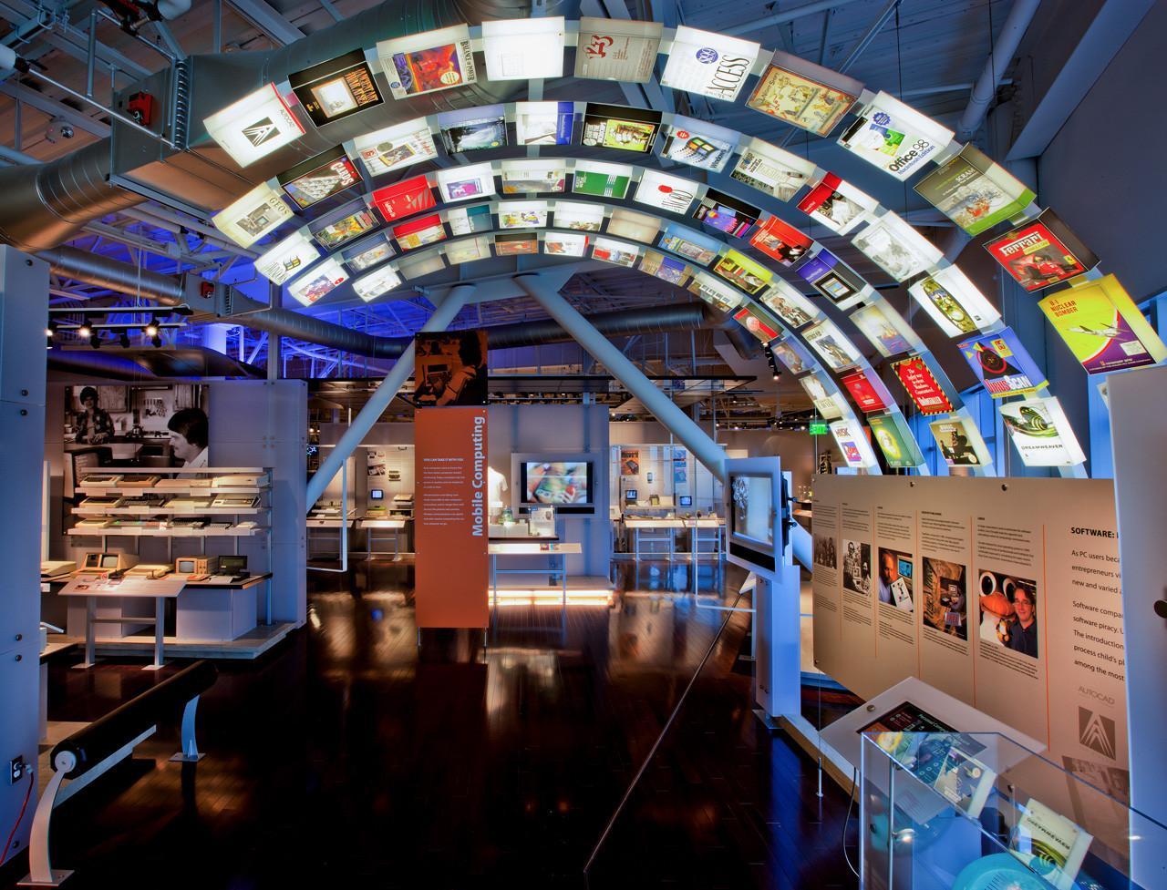 Computer History Museum / Mark Horton / Architecture, © Mark Richards