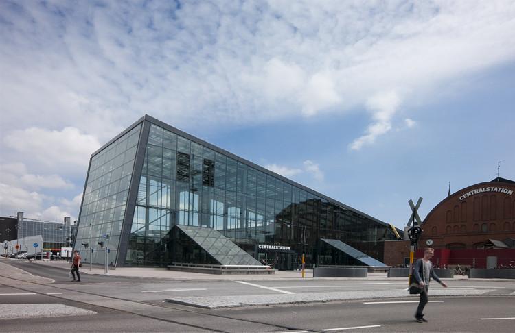 Malmö Central Station / Metro Arkitekter, © Rafael Palomo (Metro Architects)