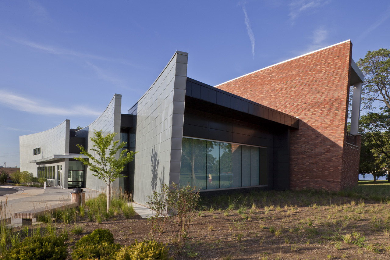 Fort McHenry National Monument and Historic Shrine Visitor and Education Center / GWWO Architects, © Robert Creamer