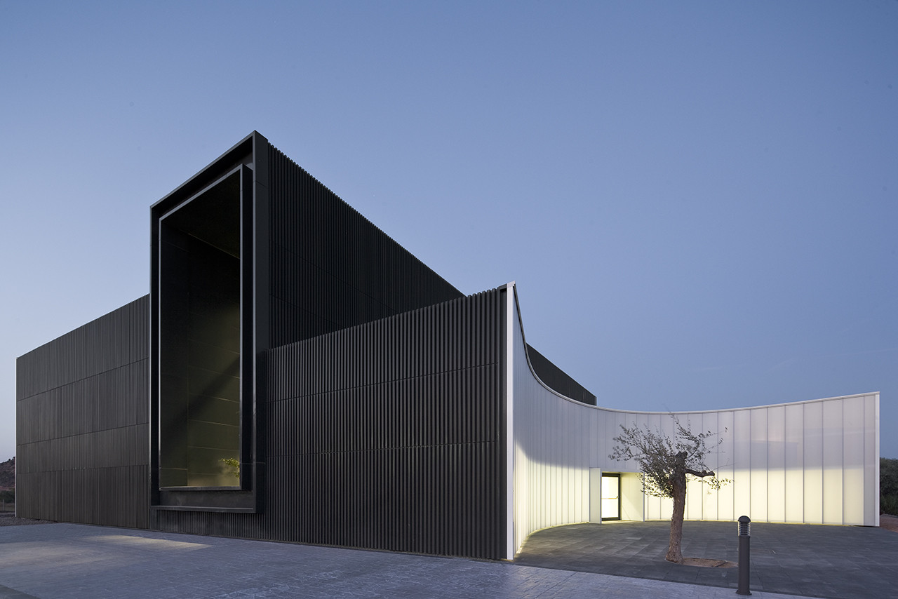 Museum Of Energy Arquitecturia Archdaily