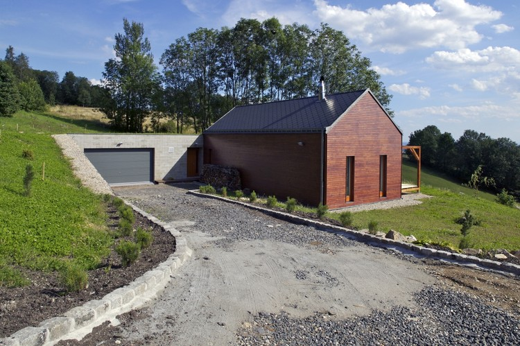 House on Jested Ridge / Vladimír Balda, Jiří Janďourek, © Ales Jungmann