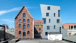 Cheval Noir Housing with Artist's Studios / L'Escaut + Atelier Gigogne