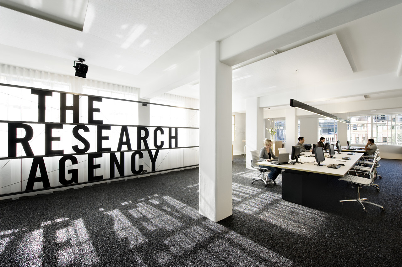 The Research Agency Jose Gutierrez Archdaily