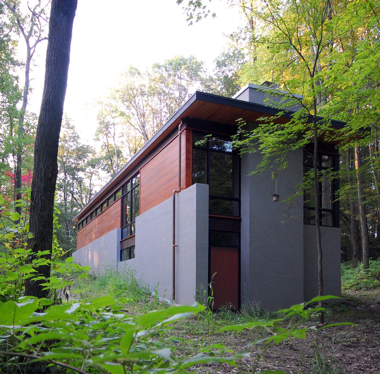 Bluff House / Bruns Architecture, Courtesy of Bruns Architecture