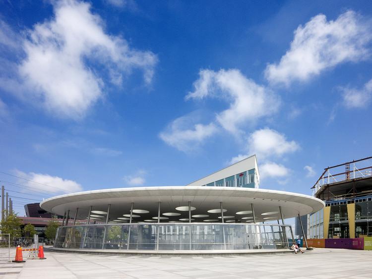 Station Hyllie / Metro Arkitekter, © Rafael Palomo