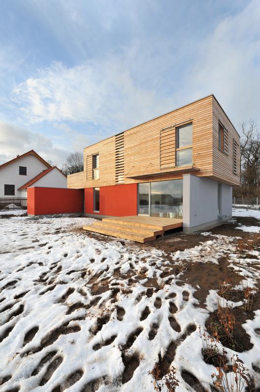 House on the outskirts of Prague / Martin Cenek Architecture, Courtesy of Martin Cenek Architecture
