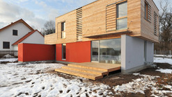 House on the outskirts of Prague / Martin Cenek Architecture