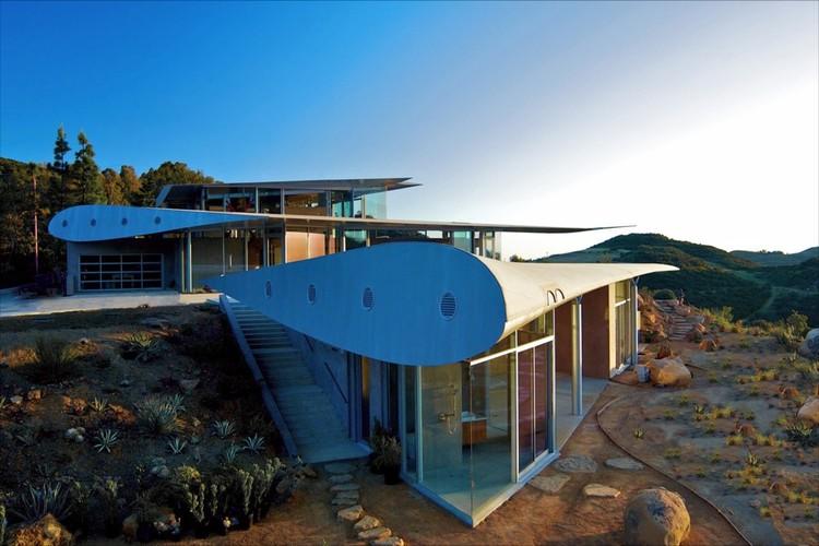 747 Wing House / David Hertz Architects