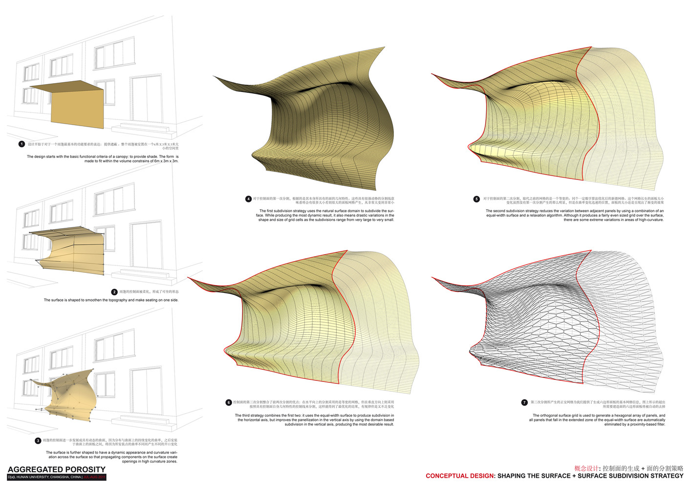 DAL Canopy DesignDesign Process  sc 1 st  ArchDaily & Gallery of DAL Canopy Design / Digital Architectural Lab - 18