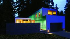 Zig Zag House / David Coleman