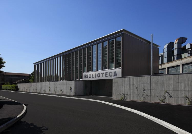 Erba Municipal Library / Studio Ortalli, © Filippo Simonetti