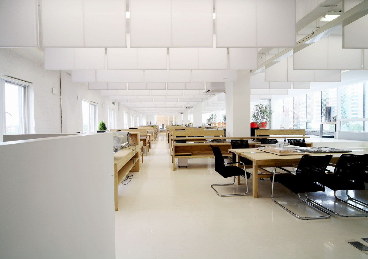 Gallery of mochen office mochen architects engineers 15 for Office for design and architecture