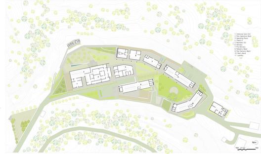 Site Plan: Upper