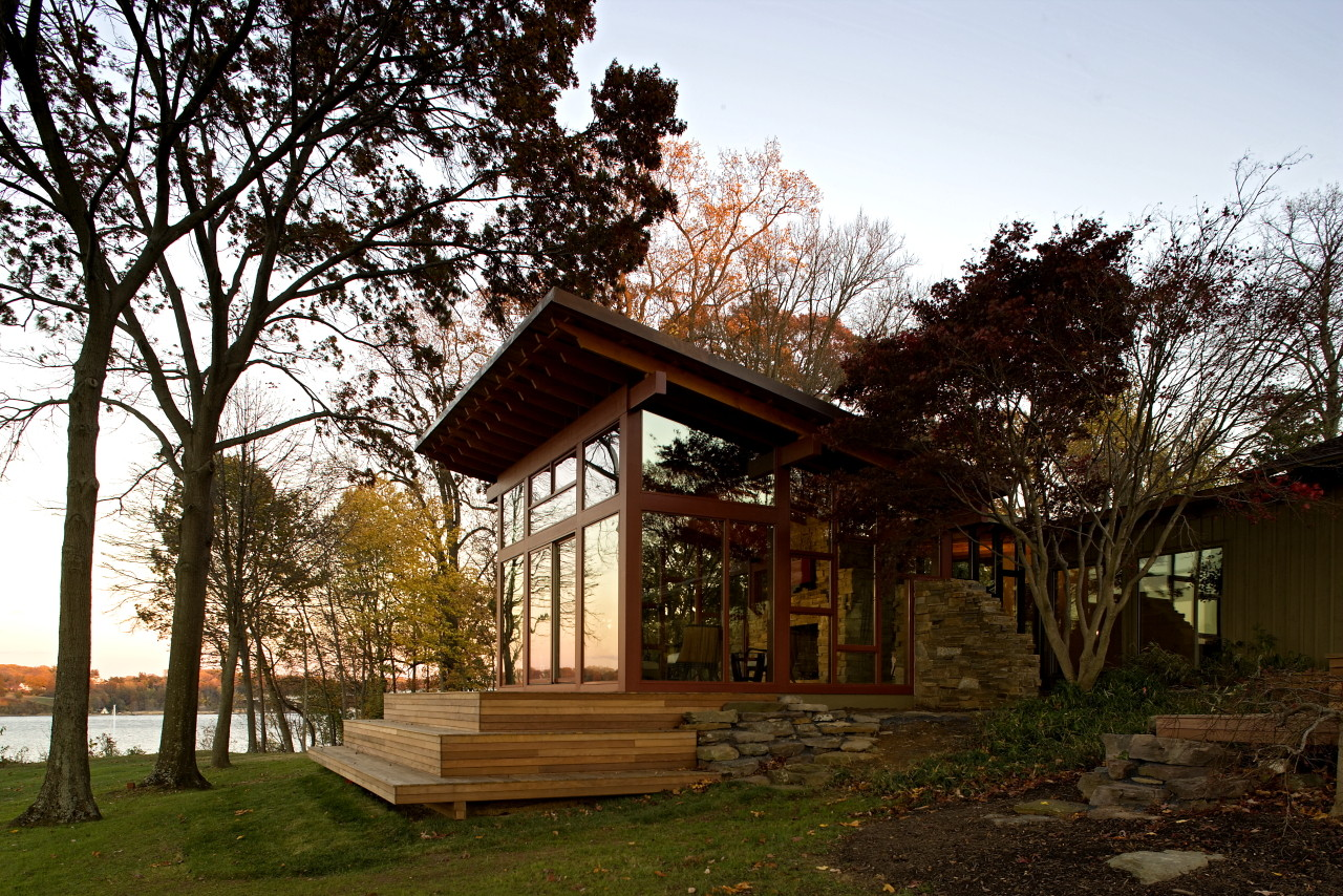 Home Design Addition Ideas: Studio Addition / Bohl Architects