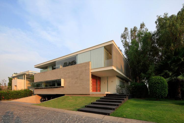 Godoy House / Hernandez Silva Arquitectos, © Carlos Diaz Corona