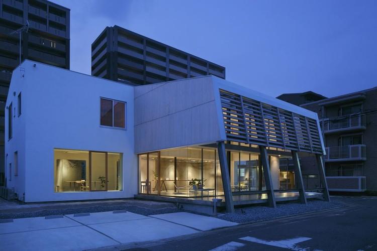 PORT / Design nico Architect Associates, © Nacasa&Partners Inc, Koji Fujii